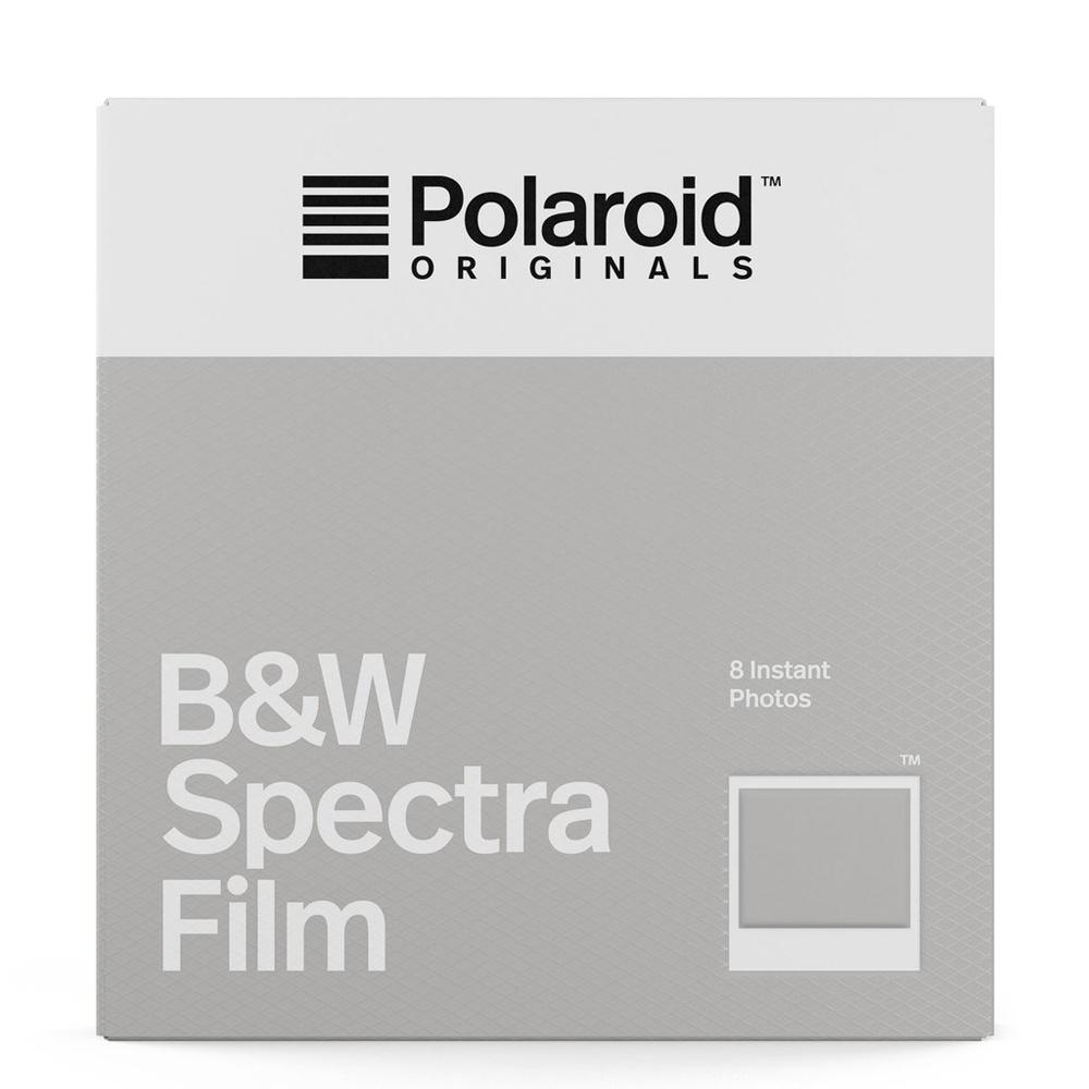 POLAROIDORIGINALS|寶麗來經典白框黑白底片 for SPECTRA(公司貨)