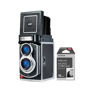 MiNT InstantFlex|TL70 2.0 第二代增亮版 復古雙眼拍立得相機(公司貨)