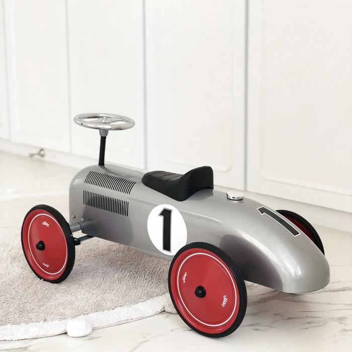 (複製)Vilac|滑步老爺車 (紅色車身)