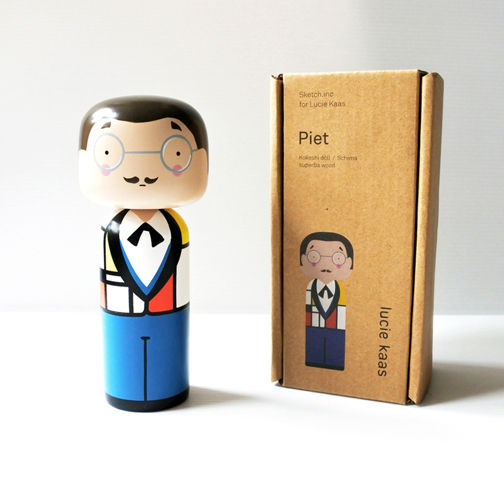 Lucie Kaas|Kokeshi 木偶 - Piet