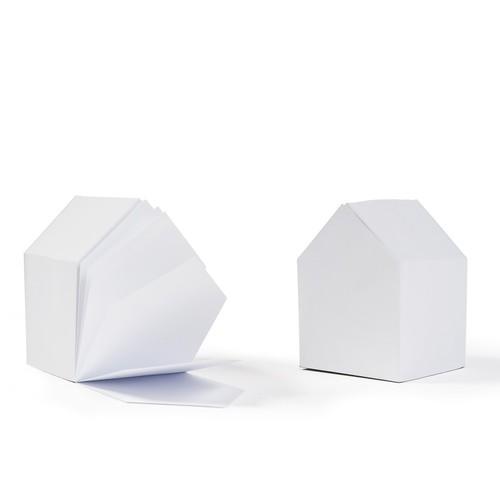 cinqpoints|包浩斯Bauhaus靈感便條紙屋(黃色)