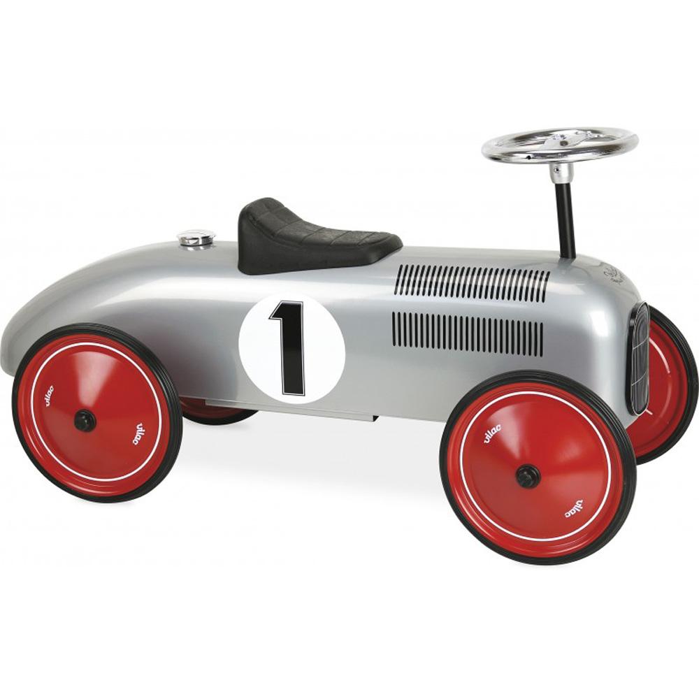 Vilac|滑步老爺車 (銀色車身)