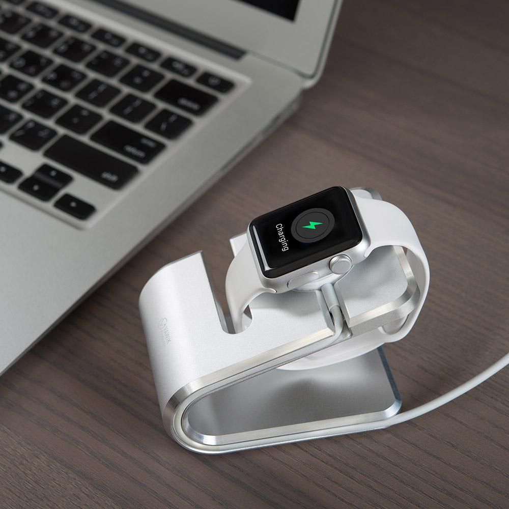 KiWAV|VAWiK Apple Watch CNC鋁合金充電座