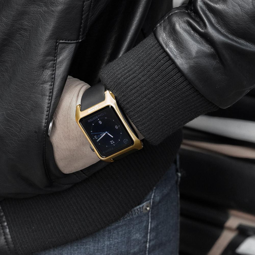 KiWAV|VAWiK 42mm Apple Watch 123代 鋁合金保護殼