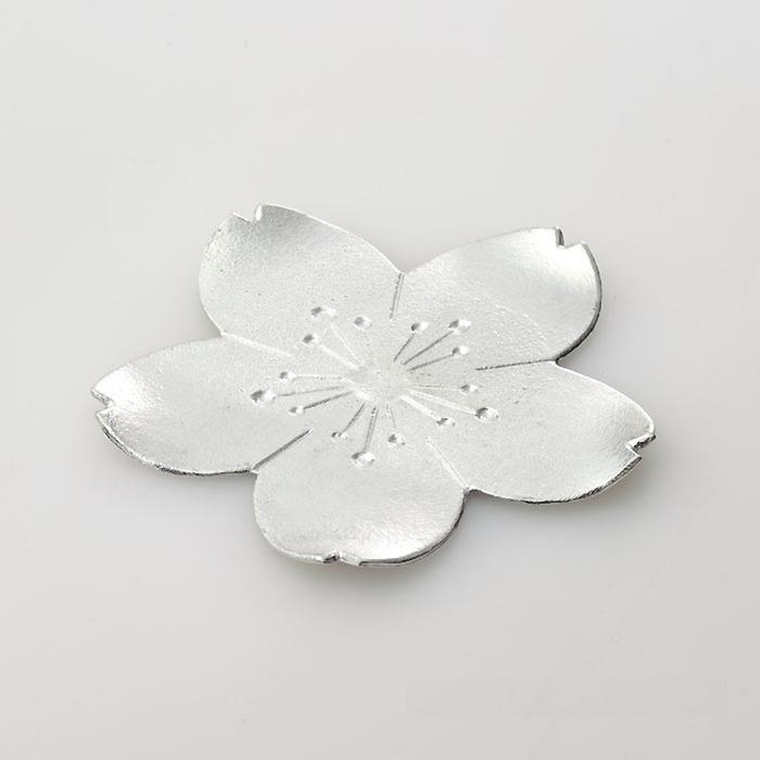 能作|純錫櫻花花托