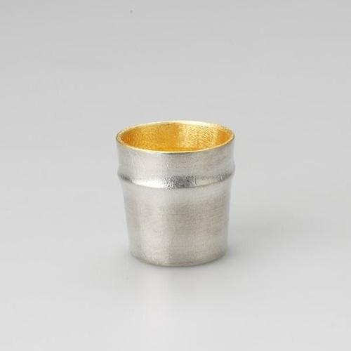 能作|金箔竹筒造型杯