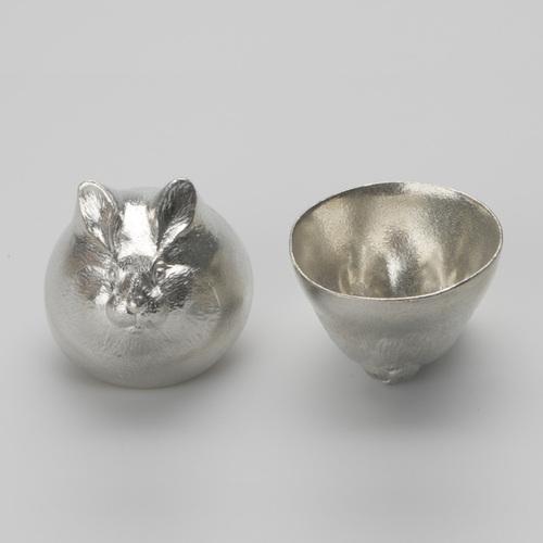 能作|生肖造型杯 - 兔