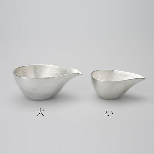 能作|純錫片口盅(L)
