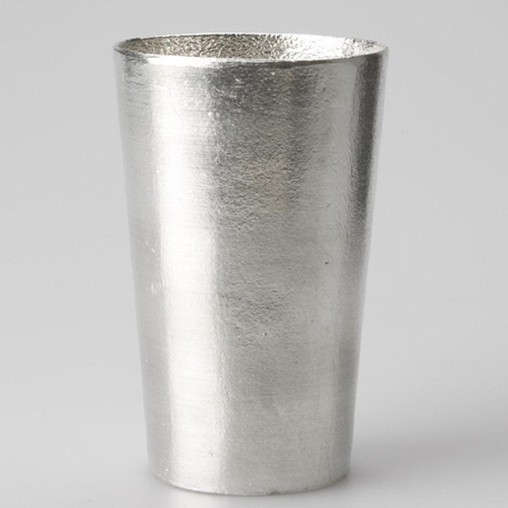 能作 純錫啤酒杯