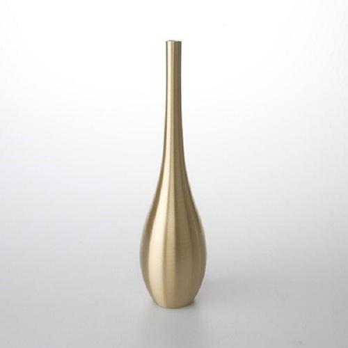 能作 黃銅花瓶(L)