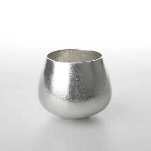 能作|純錫花蕾杯
