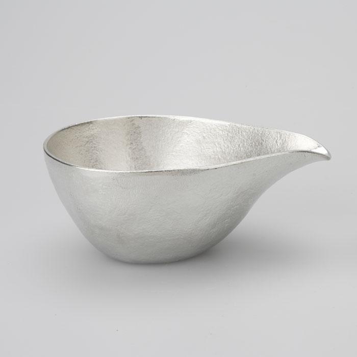 (複製)能作|純錫金箔片口盅(L)+純錫/純錫金箔酒杯組