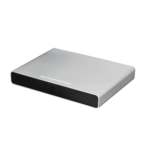 Just Mobile|Drawer™ 北歐設計風 鋁合金收納抽屜 DW-500