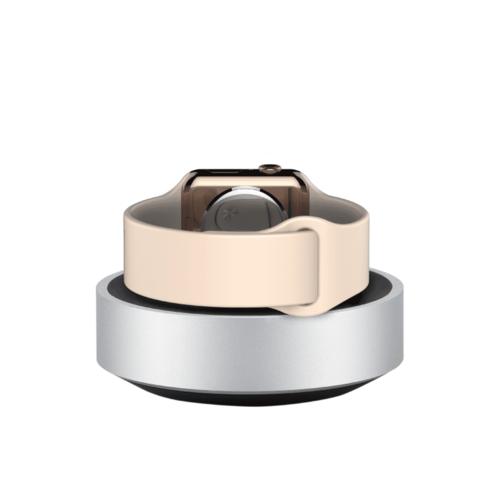 Just Mobile|HoverDock™ 鋁質 Apple Watch 極簡立架 ST-368