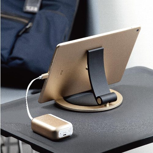 Just Mobile|Encore™ 設計師款iPad鋁質立架 ST-858