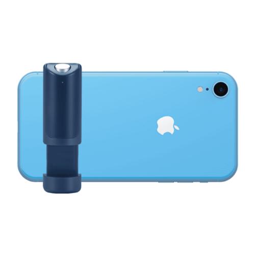 Just Mobile |ShutterGrip™ [掌握街拍] 藍芽手持穩定器 - 紳士藍 GP-100BL