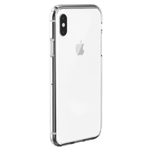 Just Mobile | TENC™ Air 國王新衣防摔氣墊殼- iPhone XS/X  (5.8) 透明 PC-558CC
