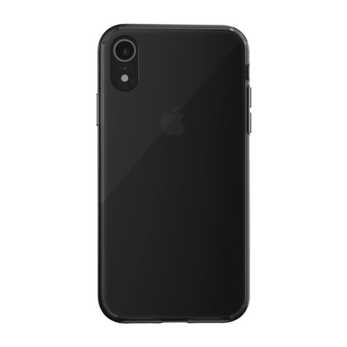 Just Mobile | TENC™ Air 國王新衣防摔氣墊殼- iPhone XR  (6.1) 透黑 PC-561CB