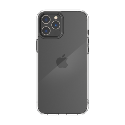 Just Mobile|TENC™ Air for iPhone 12 / iPhone 12 Pro ( 6.1 )國王新衣 氣墊抗摔保護殼 - PC-761CC