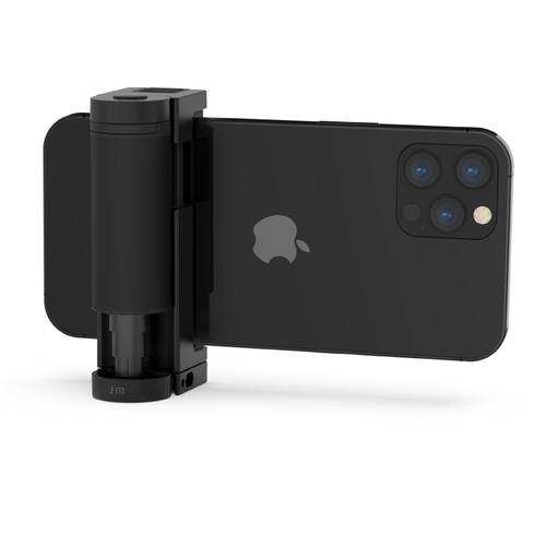 Just Mobile|ShutterGrip™ 2 翻轉藍牙握把 (霧黑色) GP-200BK