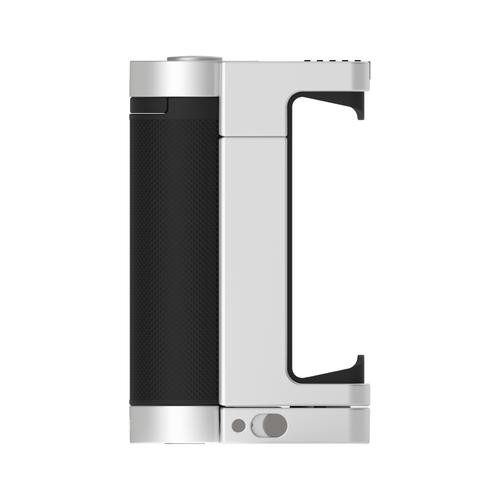 Just Mobile|ShutterGrip™ 2 翻轉藍牙握把 (銀黑色) GP-200SI