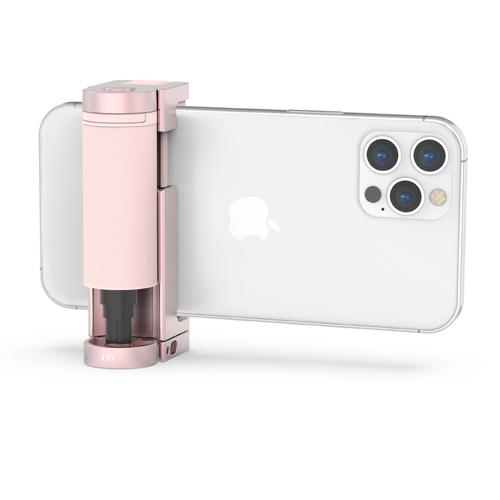Just Mobile|ShutterGrip™ 2 翻轉藍牙握把 (粉沙色) GP-200PK