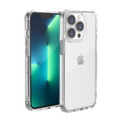 Just Mobile TENC™ Air 國王新衣防摔氣墊殼- iPhone 13 Pro (6.1) PC-861PCC