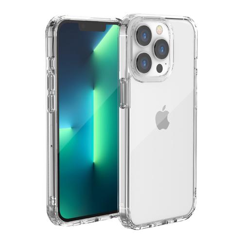 Just Mobile TENC™ Air 國王新衣防摔氣墊殼- iPhone 13 Pro Max (6.7) PC-867CC