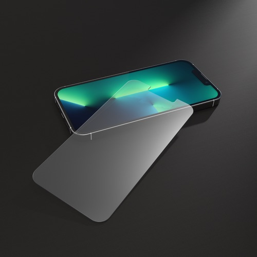 Just Mobile|Xkin™ 9H 強化玻璃保護貼- 超值三片裝- iPhone 13 Pro Max- SP-867-3P