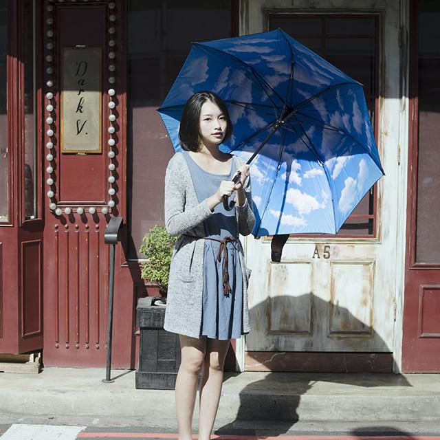 Carry|天空傘 Sky Umbrella (長傘)