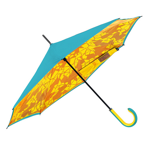 Carry|限量印刷款反向傘(線條幾何)