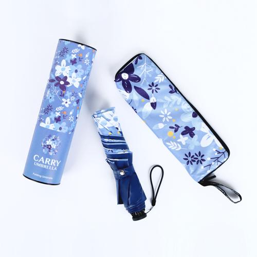 Carry|Moose超輕碳纖三折傘 - 凱利花園