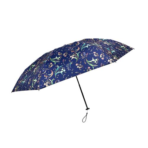 Carry|Moose超輕碳纖三折傘 - 星夜風鈴