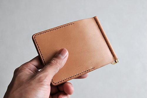 本相造物所   原創者系列 - 經典鈔票夾(棕)