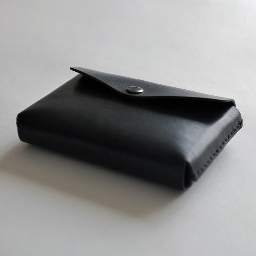 本相造物所 | 原創者系列 - 合手名片夾(黑)