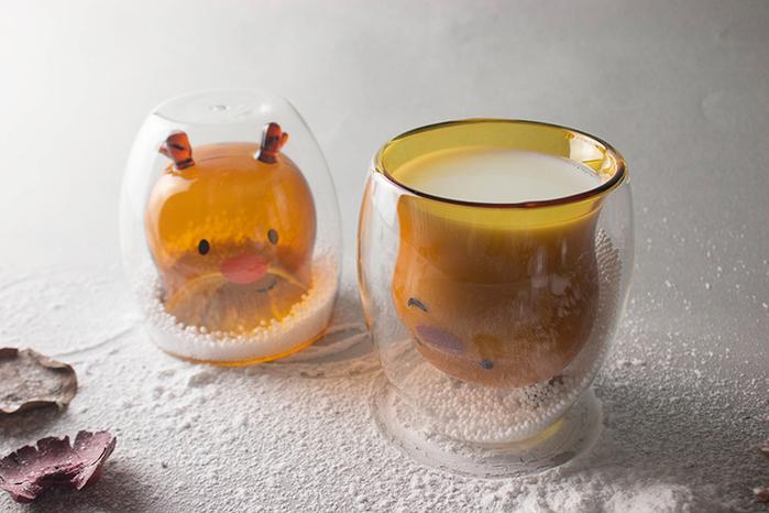 (複製)好玻 GOODGLAS|聖誕系列-聖誕樹雙層杯