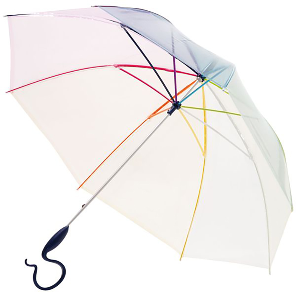 Caetla Evereon|可替換式環保輕量傘 - 彩虹  / NAVY