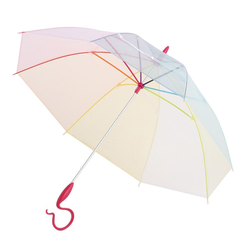 Caetla Evereon|可替換式環保輕量傘 - 彩虹 / PINK