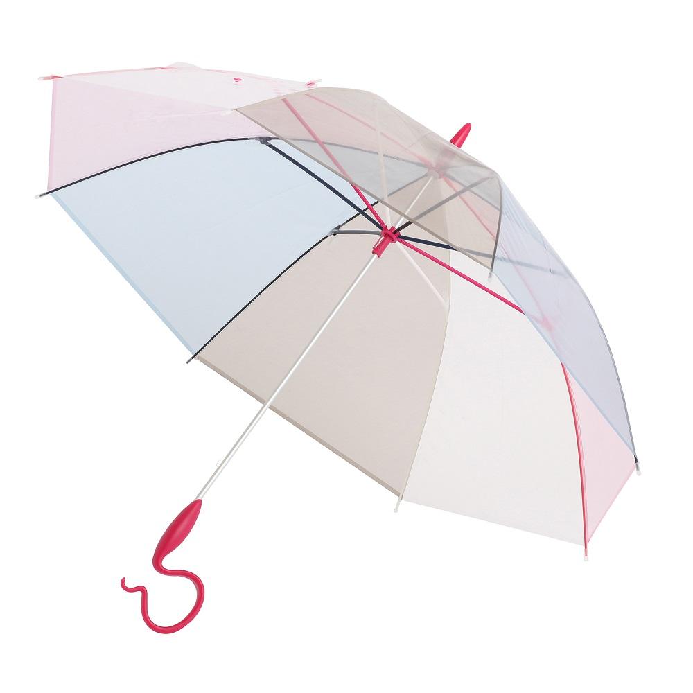 Caetla Evereon|可替換式環保輕量傘 - 撞色派對 / Pink