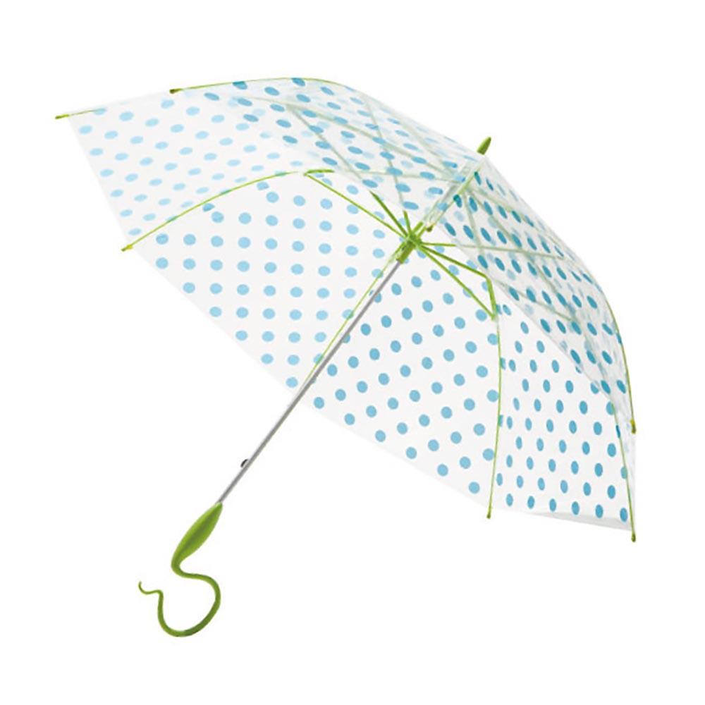 Caetla Evereon 可替換式環保輕量傘 - 點點水玉  / Blue