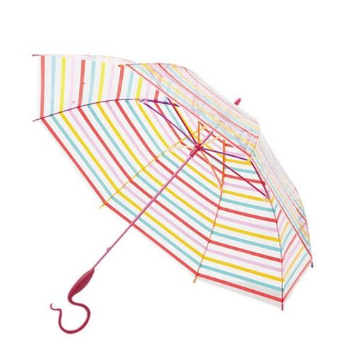 Caetla Evereon|可替換式環保輕量傘 - 條紋粉
