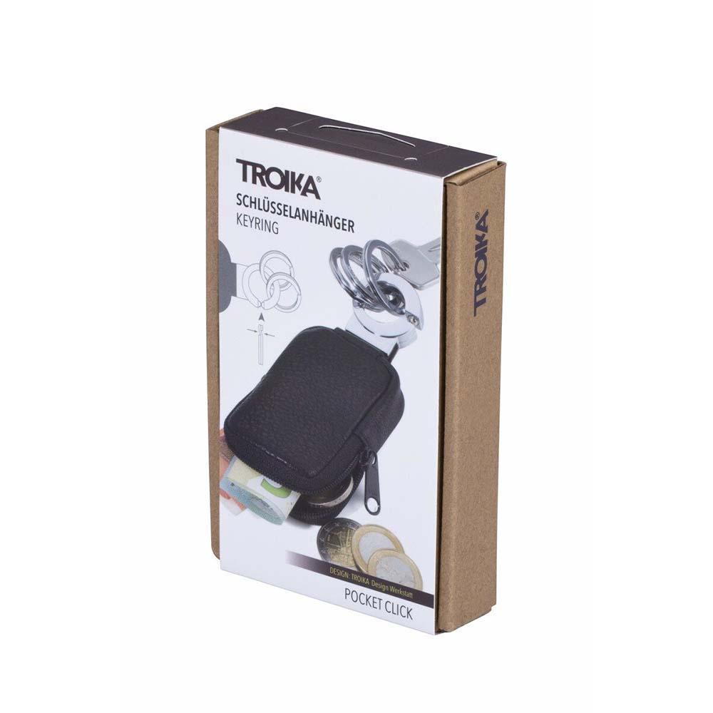 TROIKA|喀擦鑰匙圈皮革包