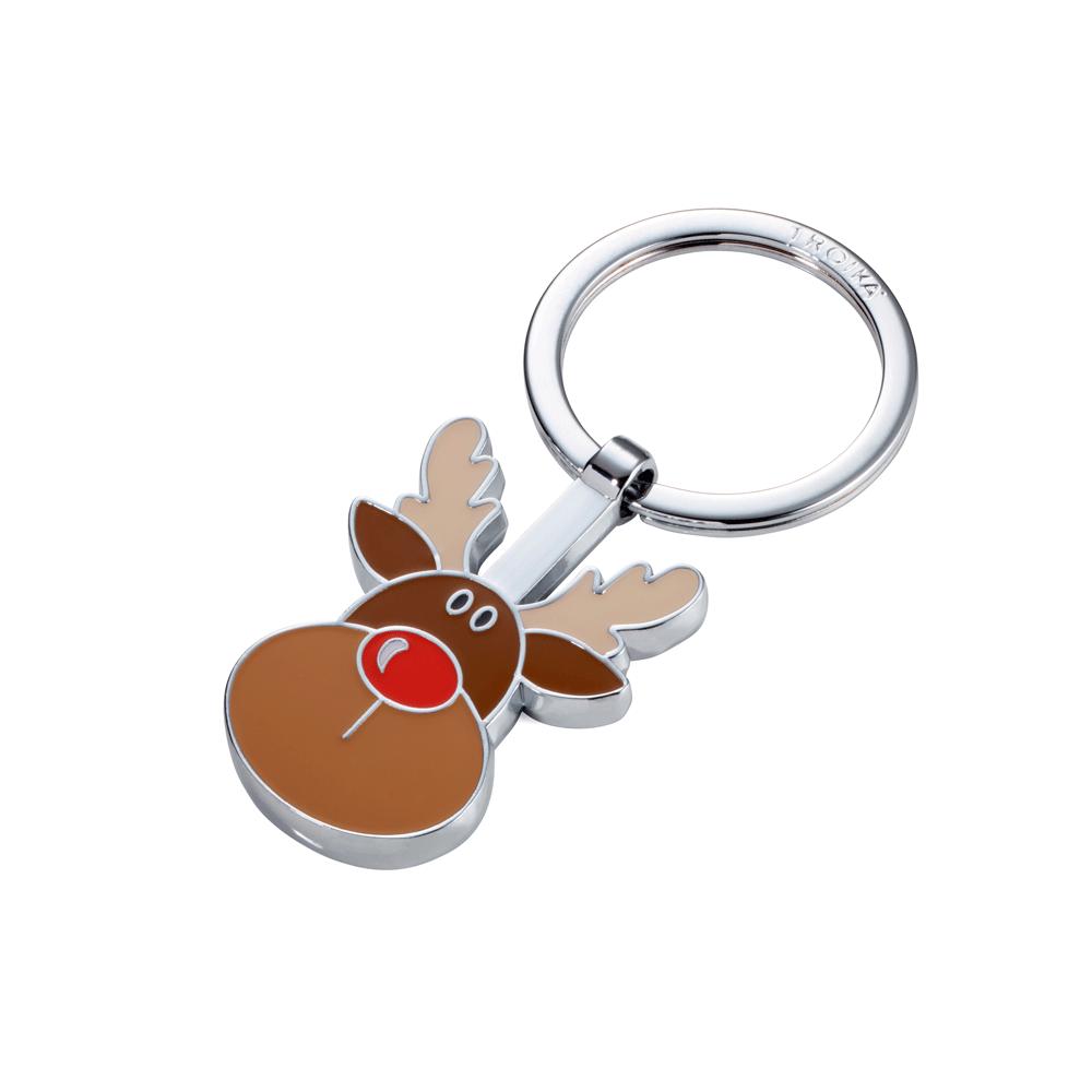 TROIKA|聖誕麋鹿鑰匙圈