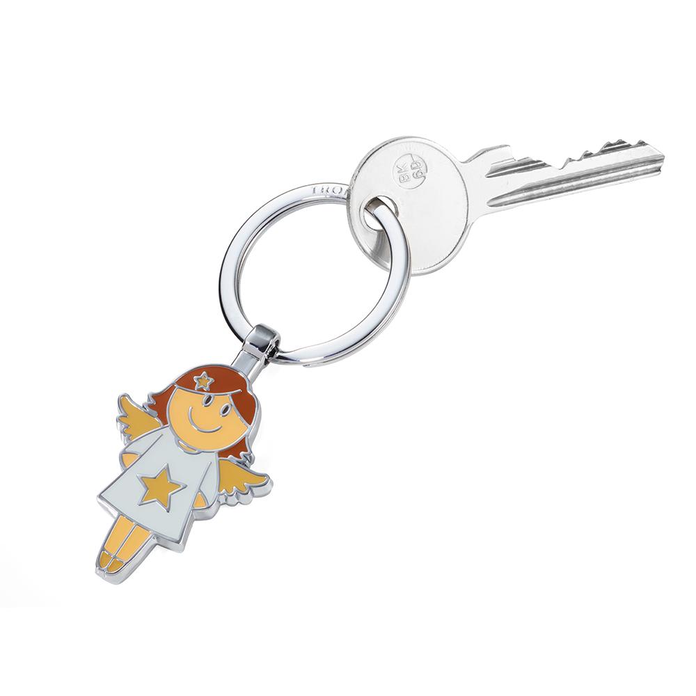 TROIKA|聖誕守護天使鑰匙圈