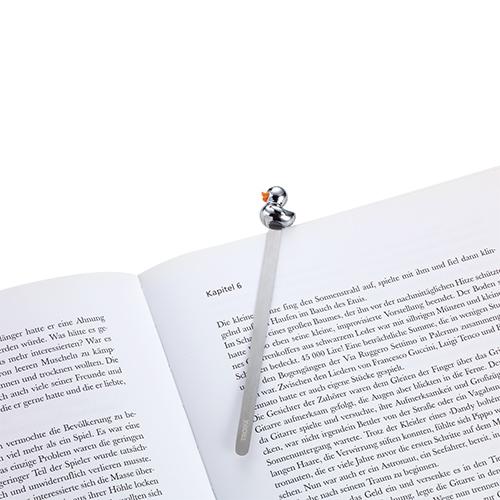 TROIKA| 書上的迷路小鴨書籤