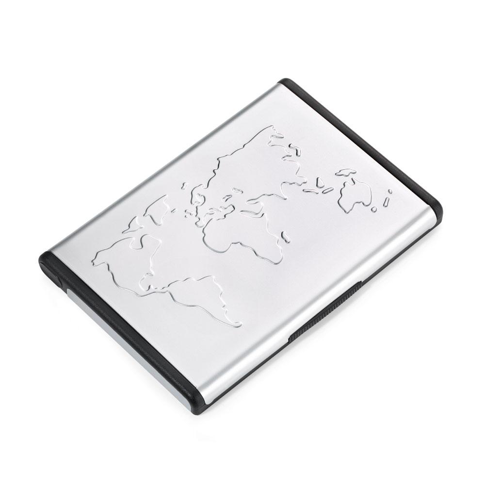 TROIKA | 桌面站立式名片盒多功能卡夾