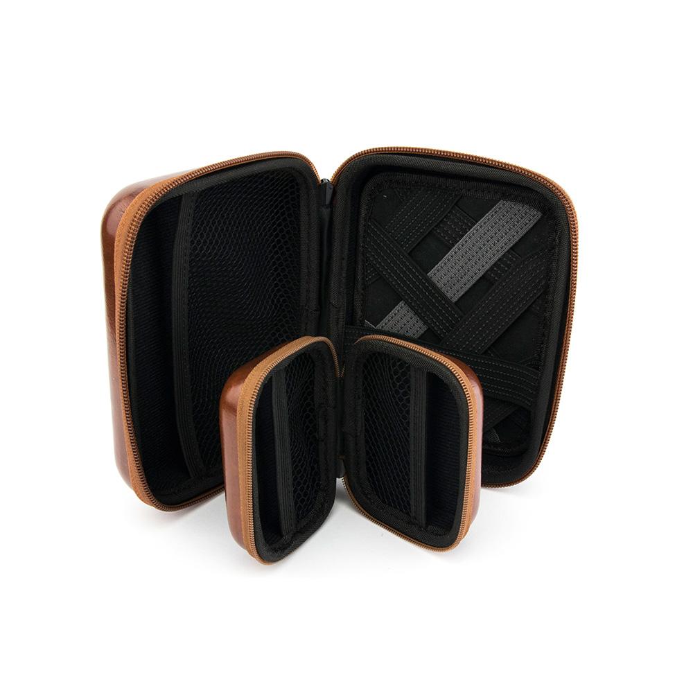 TROIKA | 旅行3C收納硬殼包-大包小包一起走