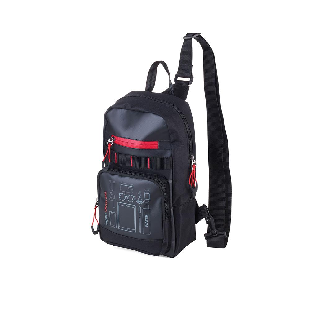 TROIKA | 跨界防水肩背包