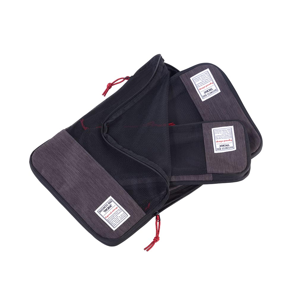 TROIKA|旅行三件式襯衫_T恤_貼身衣物可壓縮收納包