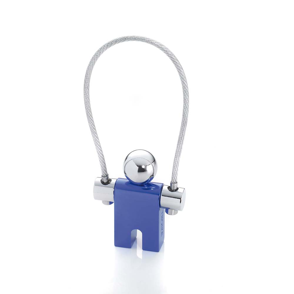 TROIKA|跳繩鑰匙圈(藍色)